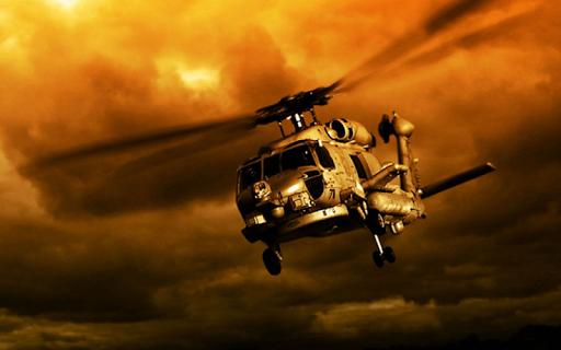 戰鬥直升機3D飛行