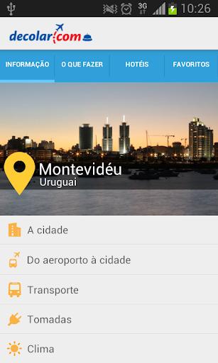 Montevidéu: Guia turístico
