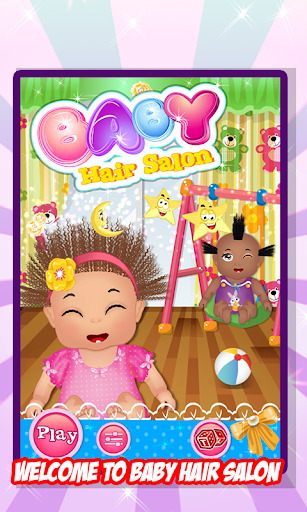 Baby Hair Salon – Kids Game