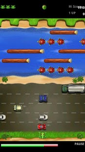 Frogger - screenshot thumbnail