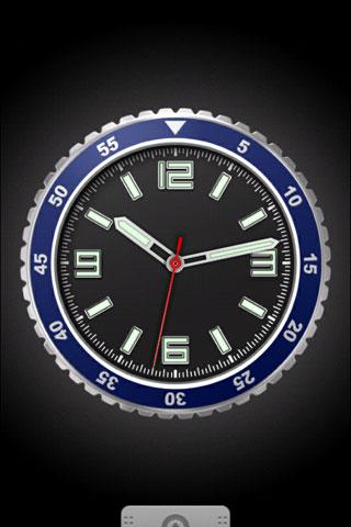 ChronographLiveWallpaper01- screenshot