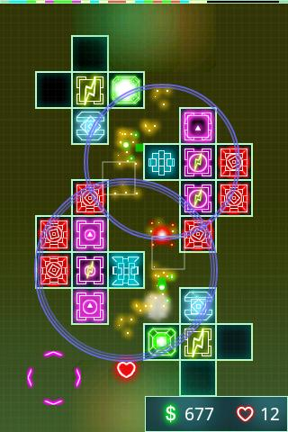 Retro Defense - screenshot