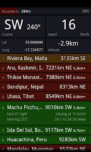 Distant GPS screenshot 1