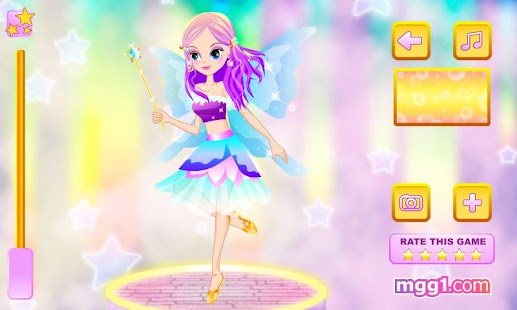 Cute Forest Fairy Dress Up - screenshot thumbnail