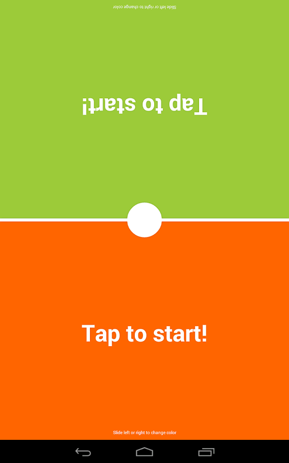 Tap Battle- screenshot