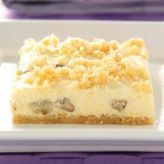 Heavenly Cream Squares