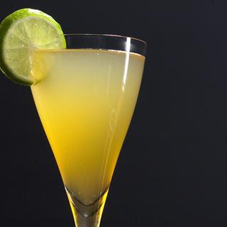 Sparkling Rum Runner