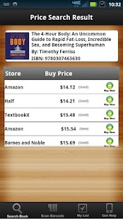 TextbookMe Cheap Textbooks - screenshot thumbnail
