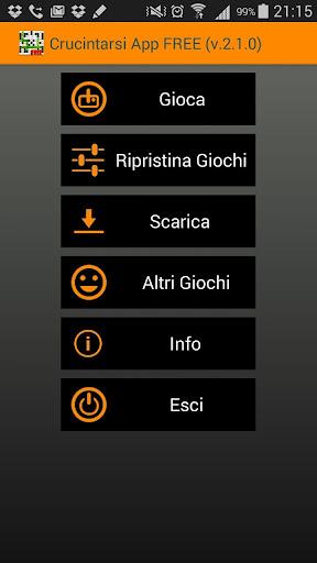 Crucintarsi in Italiano gratis