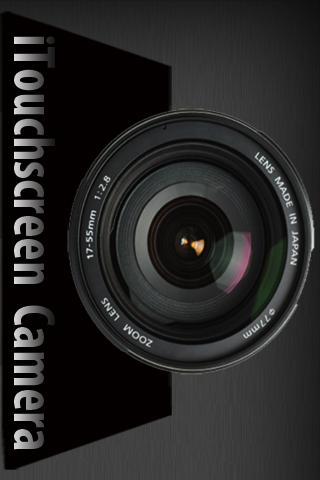 iTouchScreen Camera - screenshot
