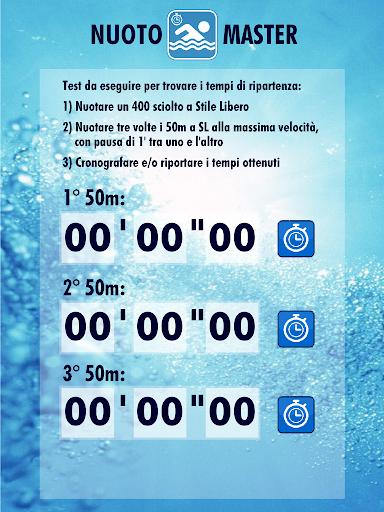 【免費運動App】Nuoto Master-APP點子