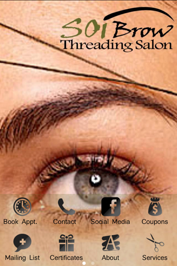 SOI Brow Threading Salons - Android Apps on Google Play