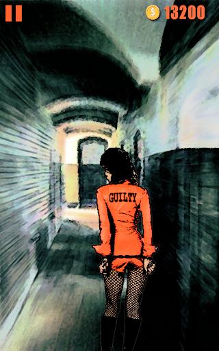 형사 감옥 탈출