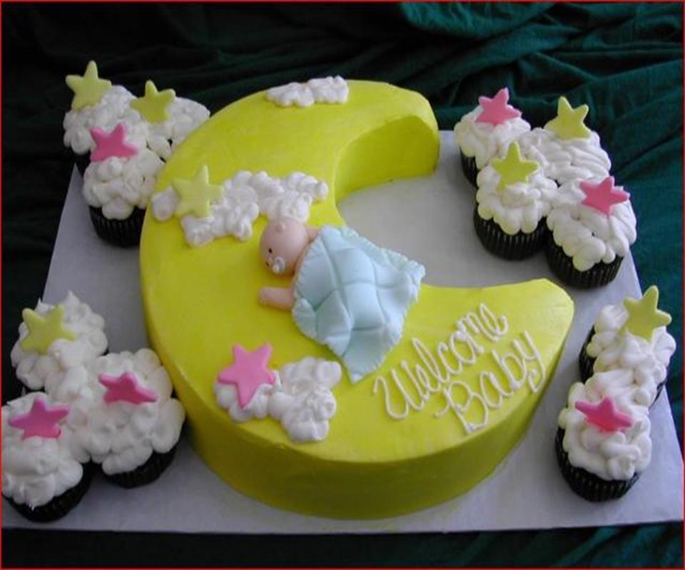 Cake Ideas For New Baby : Baby Shower Cakes Ideas - Android Apps on Google Play