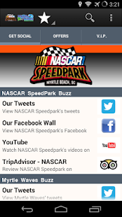 NASCAR SpeedPark Myrtle Beach - screenshot thumbnail