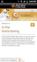 Screenshot of Al Hilal Mobile