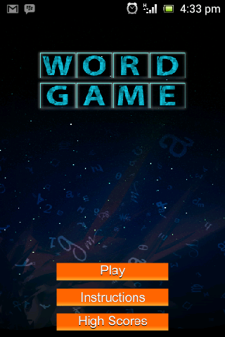 Mtech Word Game