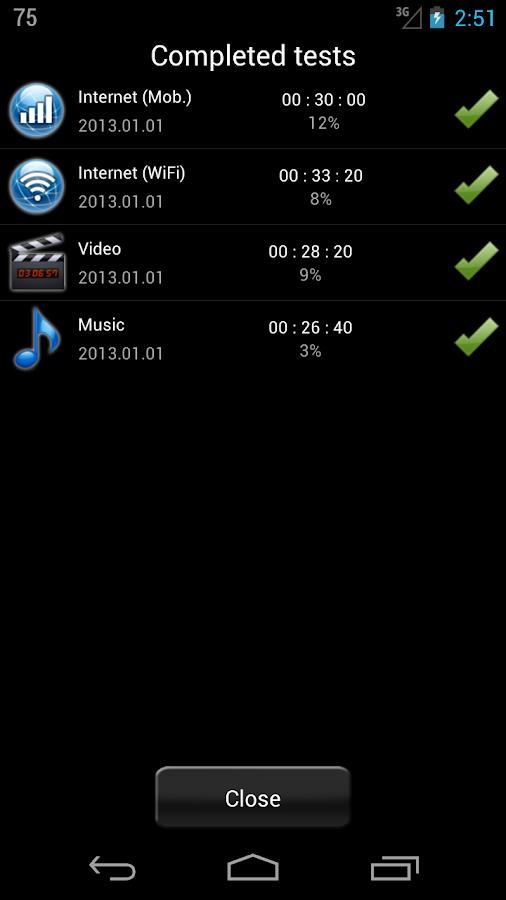 Battery HD Pro v1.43 Apk