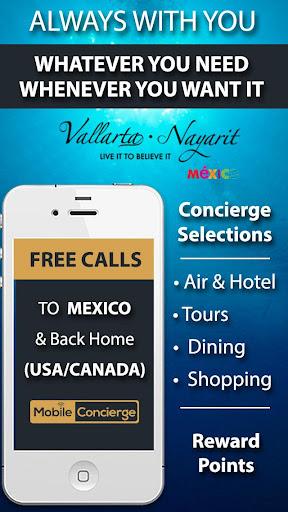 Vallarta Nayarit Concierge App