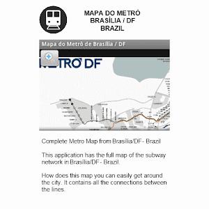 Metro Map Brasilia Brazil Android Apps on Google Play
