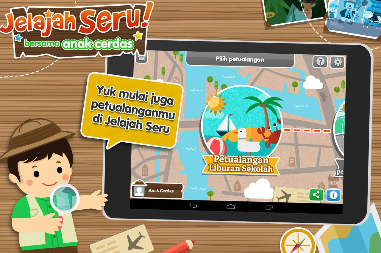 Anak Cerdas- screenshot