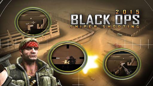 黑老年退休金計畫沙漠戰爭狙擊手 3D