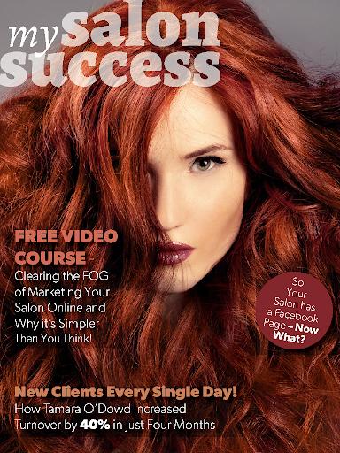 My Salon Success Magazine