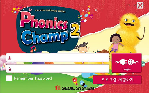 Phonics Champ 2 파닉스챔프2 서일영어