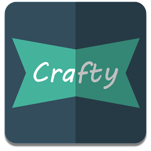 Crafty HD Multilauncher Theme v2.1 APK