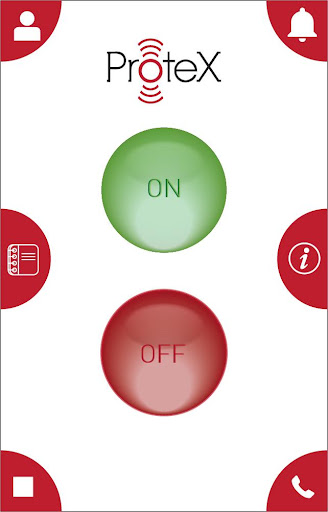 ProteX Imitation Home Alarm