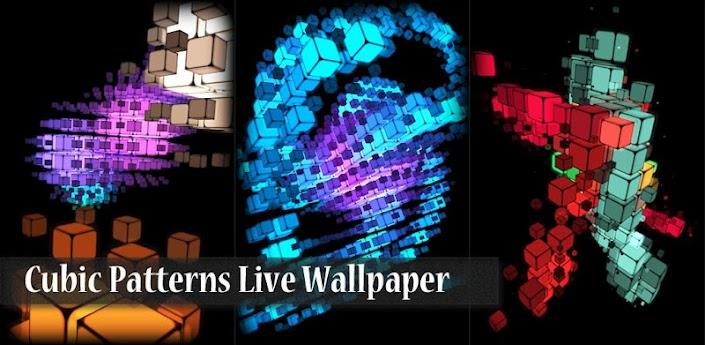 Cubic Patterns Live Wallpaper full On3t2Kp9P1_2hPKvQfHfz1Swf1WwR4BDJ8GmQoq853Wk4iPctHs2Fk93JS35Nf6BTg=w705