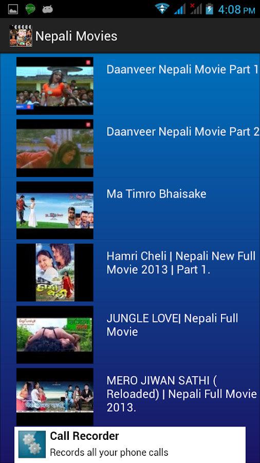 Nepali Movies - screenshot