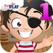 Pirate 1st Grade Fun Games