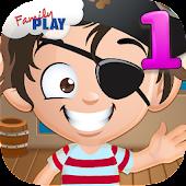 Pirate 1st Grade Fun Games