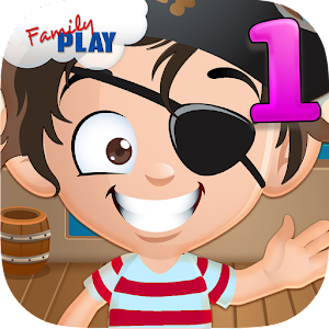 Pirate 1st Grade Fun Games for PC and MAC