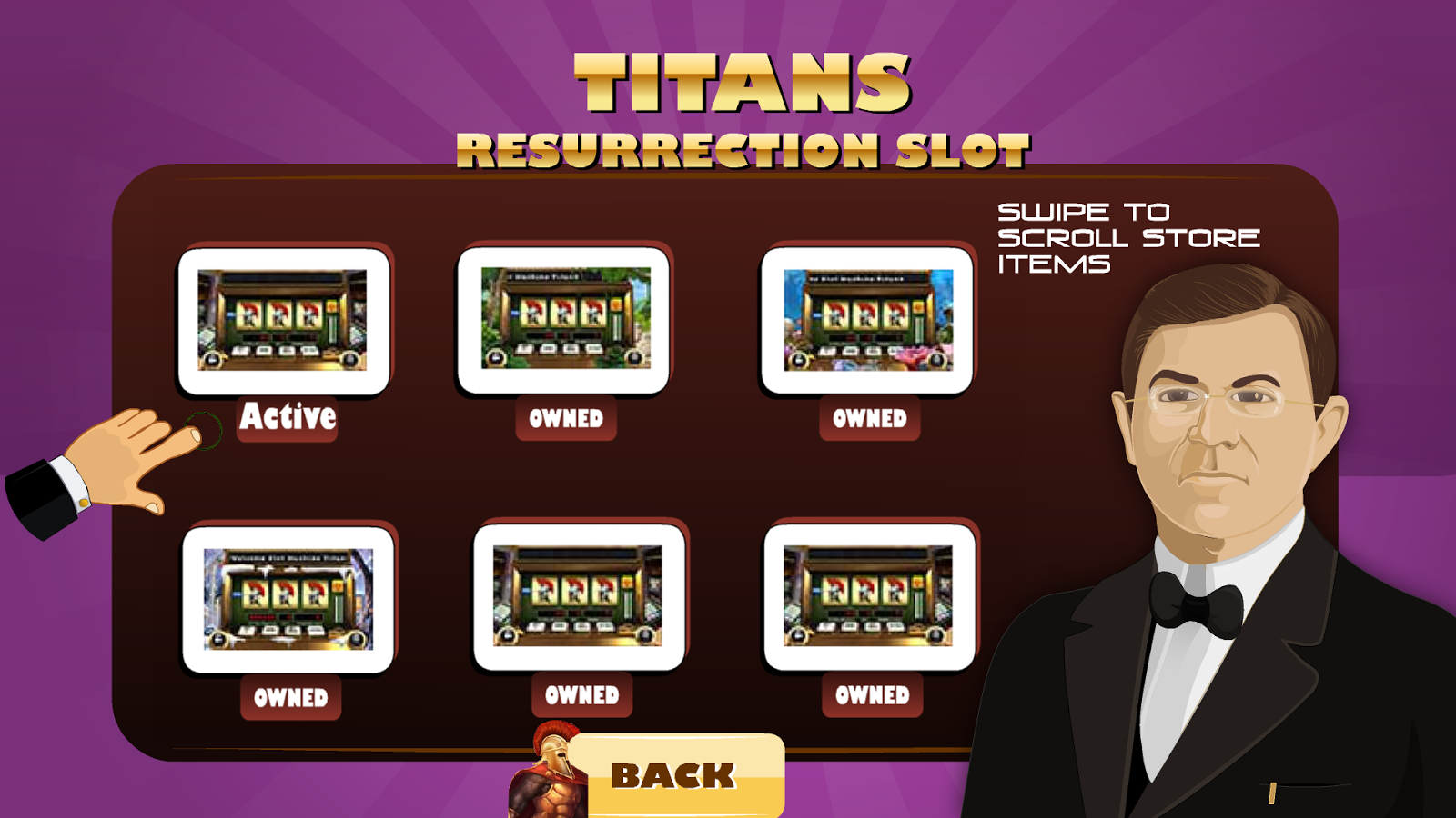 Titan slots hack android