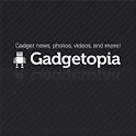 Gadgetopia: Gadget News logo
