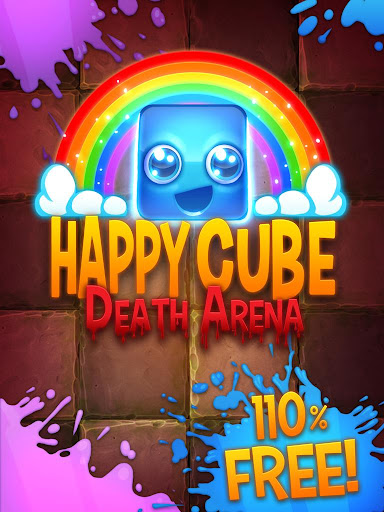 Happy Cube Death Arena - screenshot