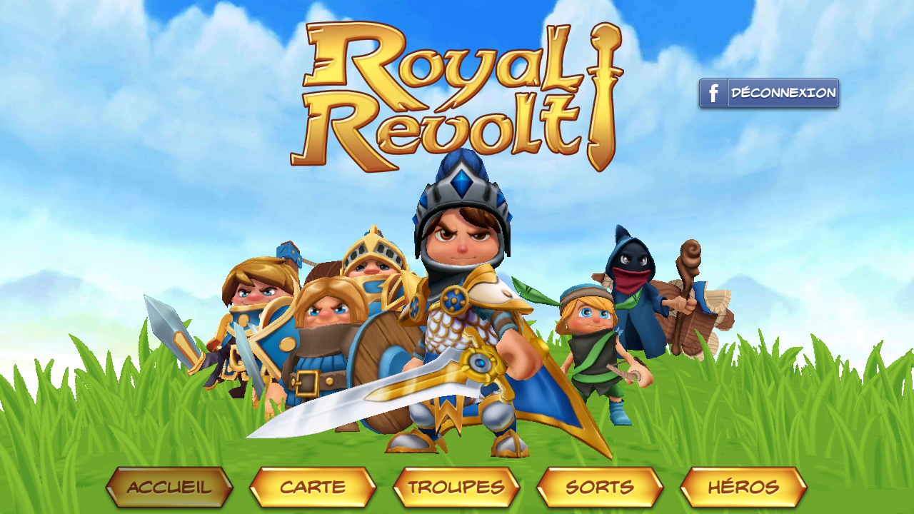 Royal Revolt! - screenshot