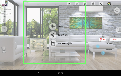 Download virtual home decor design tool for pc for Virtual home design app