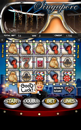Singapore Slot Machine HD Screen Capture 1