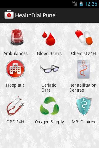 HealthDial Pune
