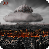 Radiation 3D Live Wallpaper