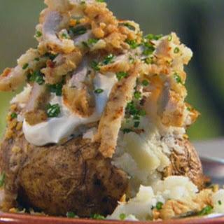 Deen Family Fried Baked Potato Recipe