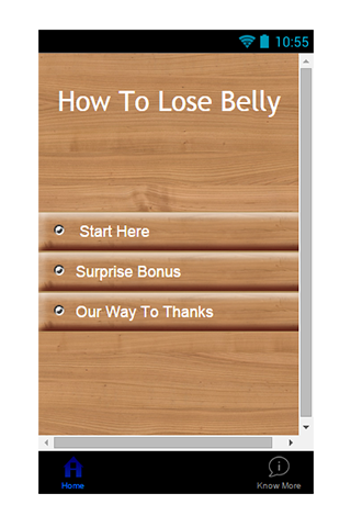 How To Lose Belly Guide