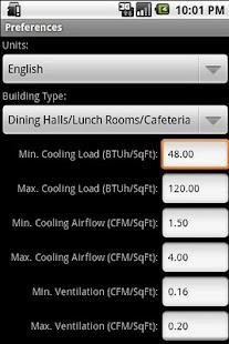 HVAC Quick Load- screenshot thumbnail