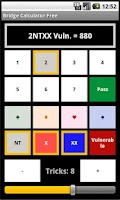 Screenshot of Bridge Calculator Free