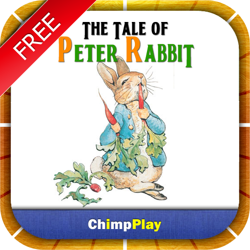 Tale of Peter Rabbit - FREE LOGO-APP點子