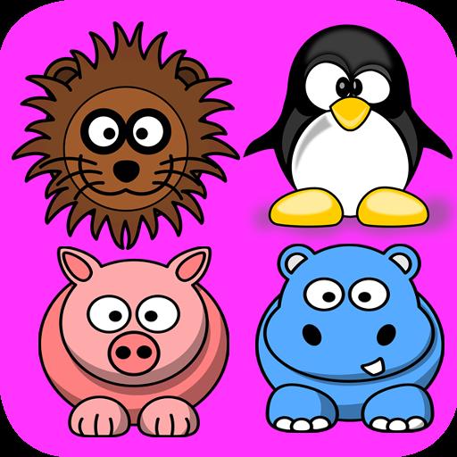Kids Match Em 休閒 App LOGO-APP試玩