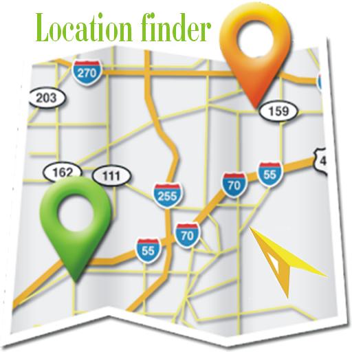 位置跟踪器和搜索 LOGO-APP點子